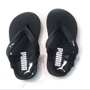 Puma Sandals size 6/7